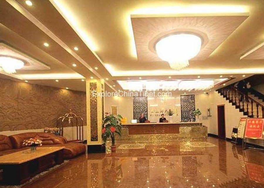 Shigaste Fu Shang Fu Hotel-2