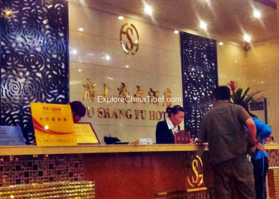Shigaste Fu Shang Fu Hotel-8