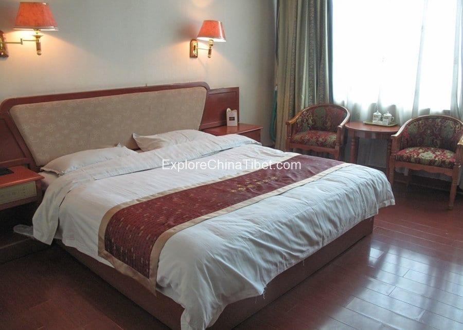 Shigatse Yak Hotel King Room