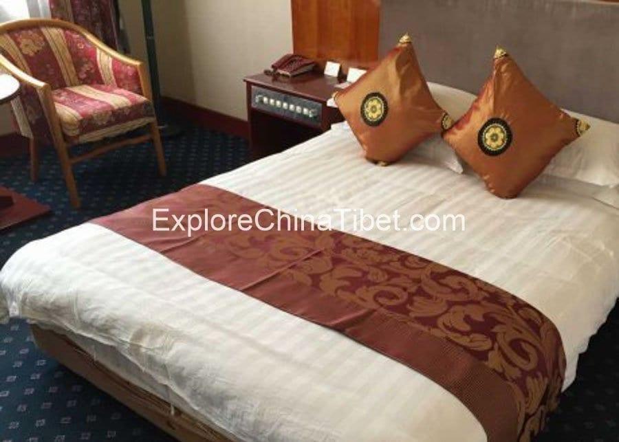 Gyantse Hotel Queen Room