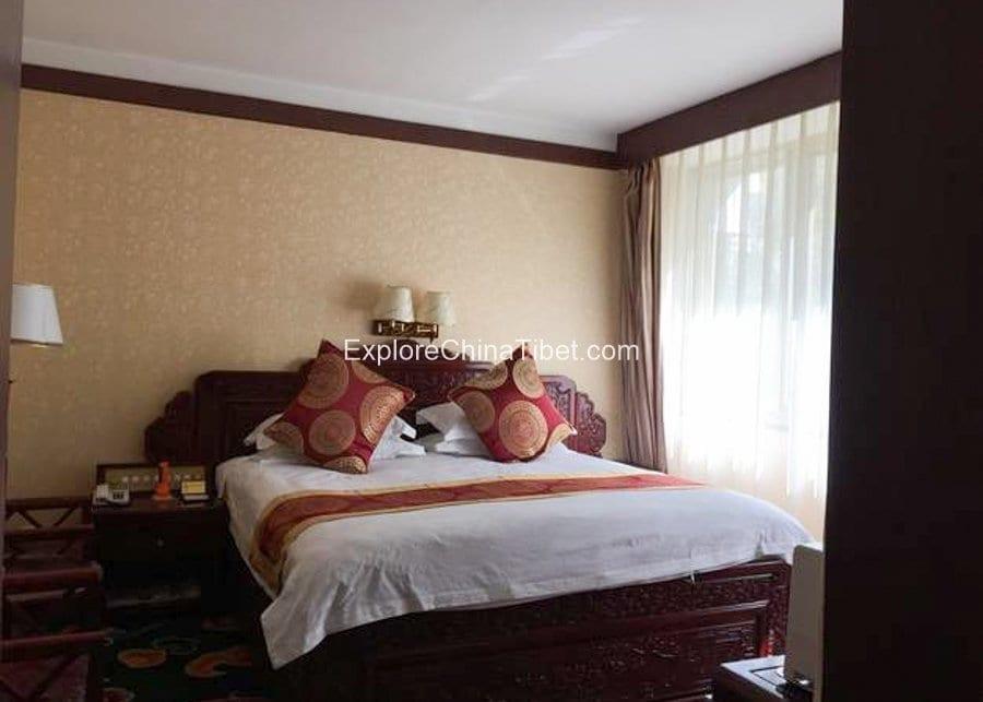 Shigatse Hotel Single Room