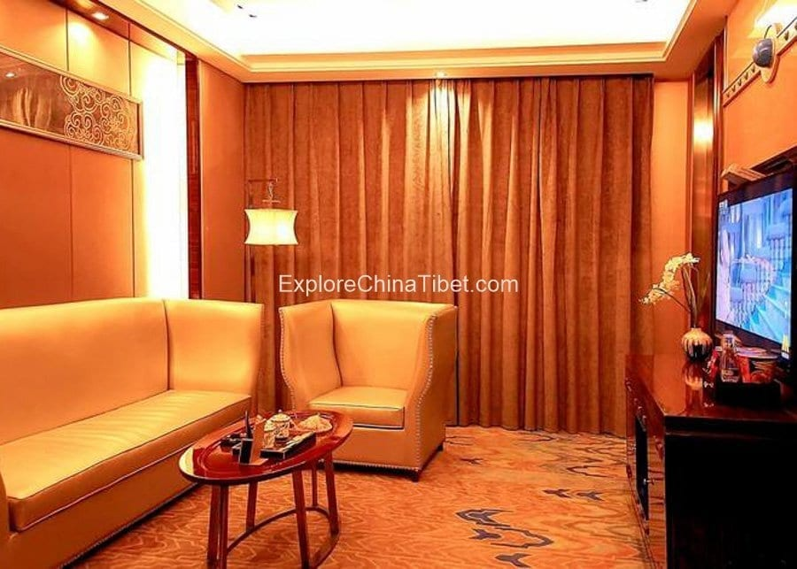 Shigatse Shandong Mansion Business Suite