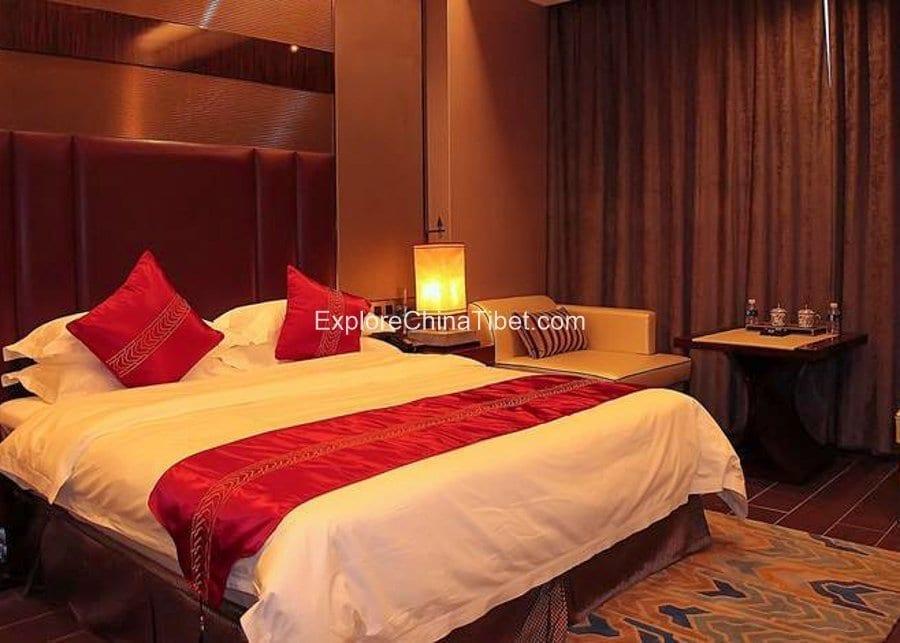 Shigatse Shandong Mansion Deluxe Single Room