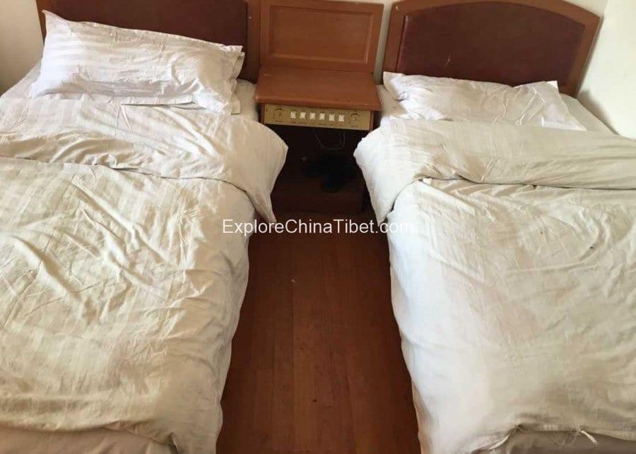 Shigatse Tenzin Hotel Standard Double Room