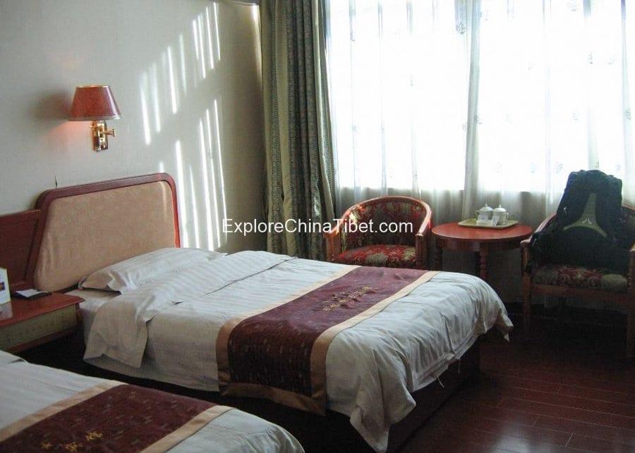 Shigatse Yak Hotel Standard Room