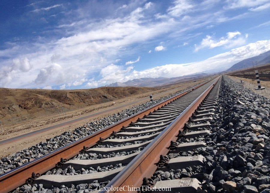 The Qinghai-Tibet Railway Train Tour-14