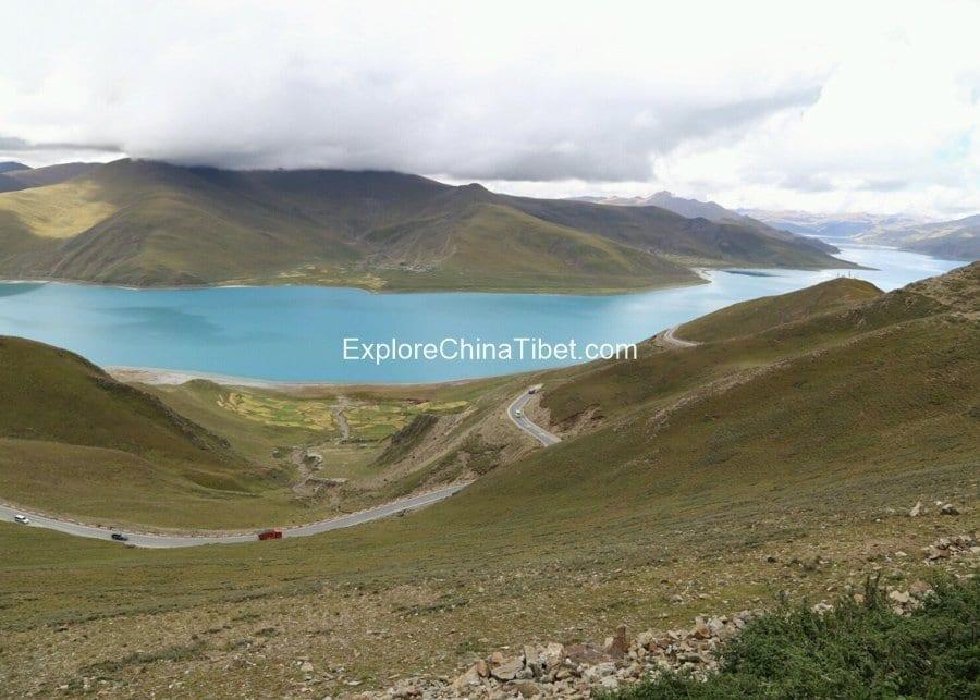 Tibet Biking Mountain Tour Mt. Gangbala