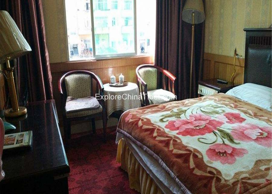 Bomi Shenying Hotel Deluxe King Room