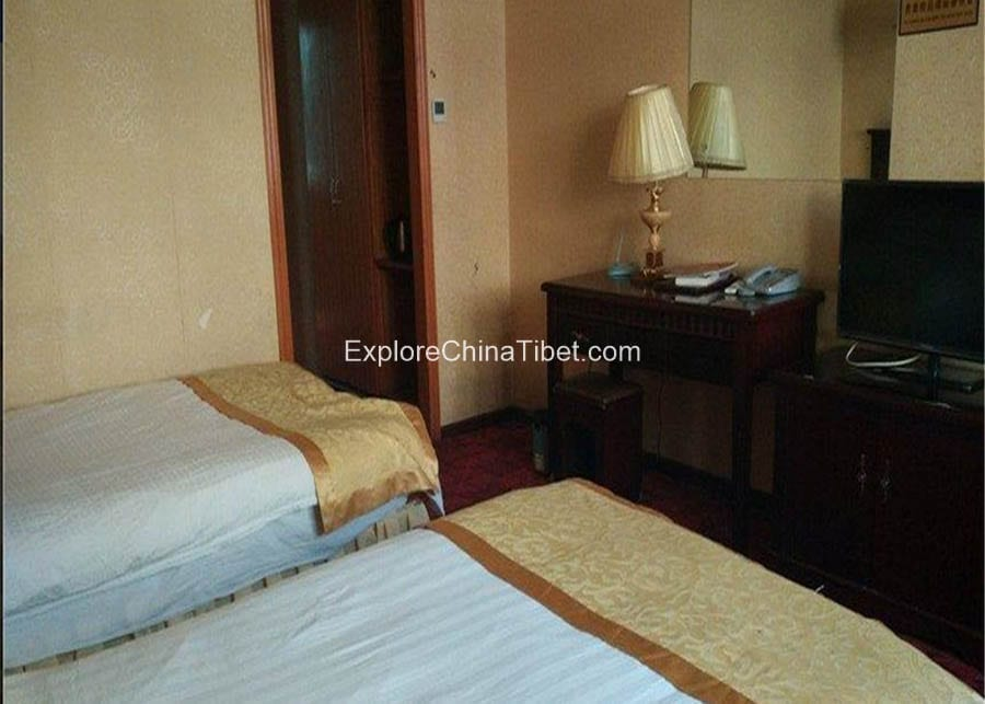 Bomi Shenying Hotel Deluxe Standard Room