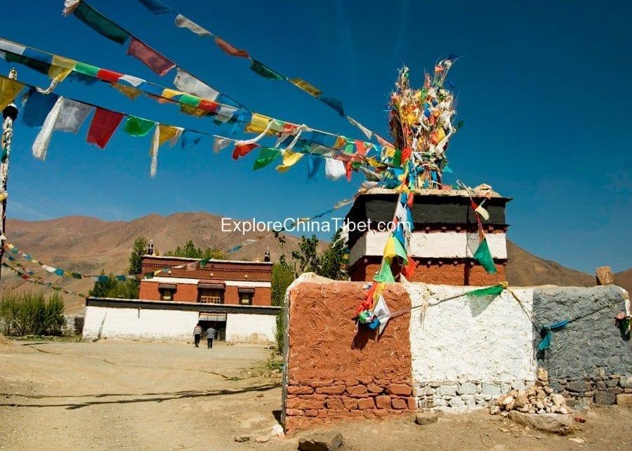 Tibet Charity Tour Shalu Monastery