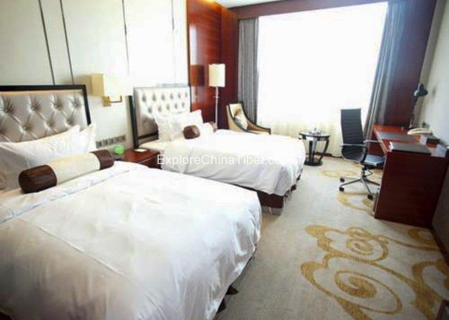 Tibet Linzhi Hotel Twin/Double Room