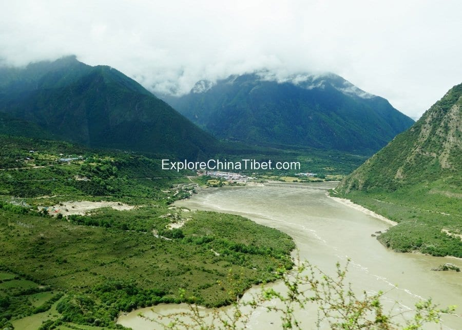 Tibet Remarkable Tour Yarlung Tsangpo