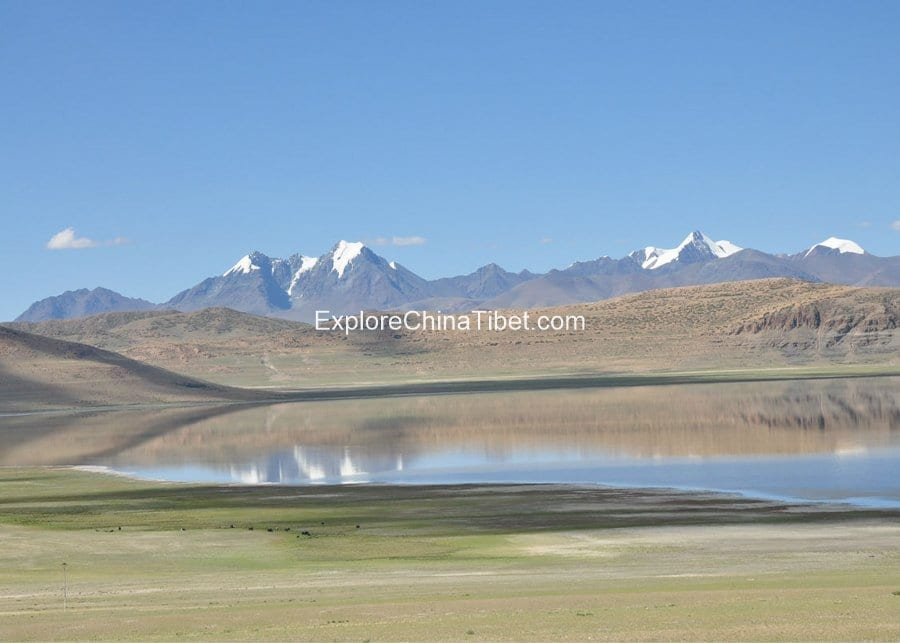 Tibet Travel Guide Explore China Tibet Mt. Shishapangma-2