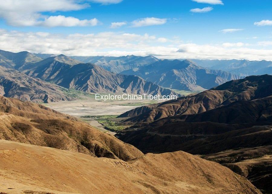 Tibet Trekking Adventure with Local Guide Mt. Gangbala