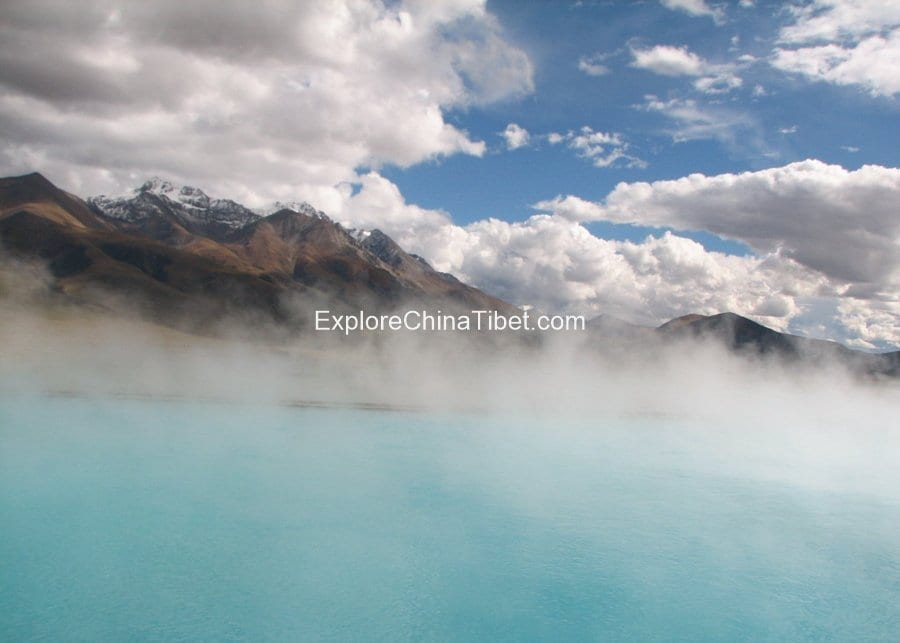 Tibet Yangpachen Hot Spring Recommended Tour