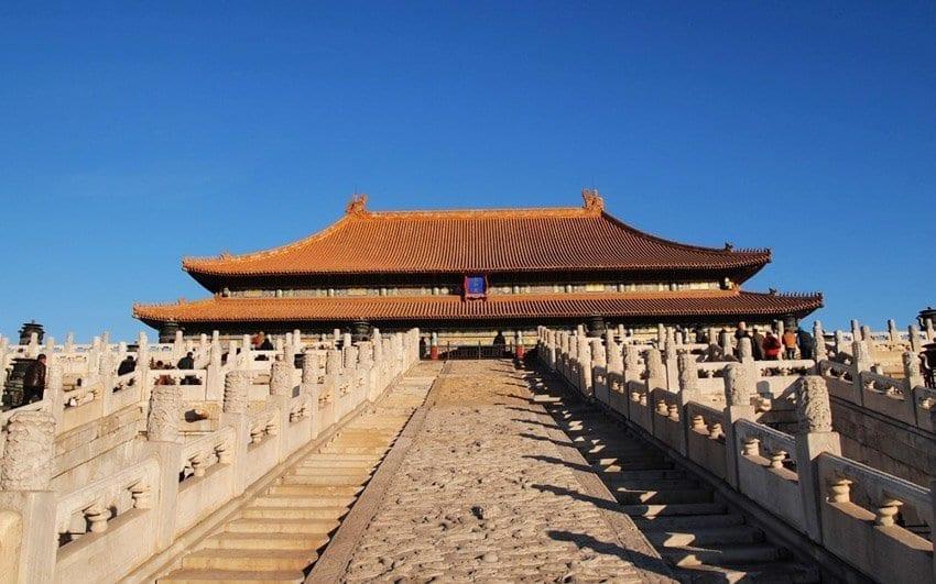 Top 10 Beijing Tourist Spots The Forbidden City