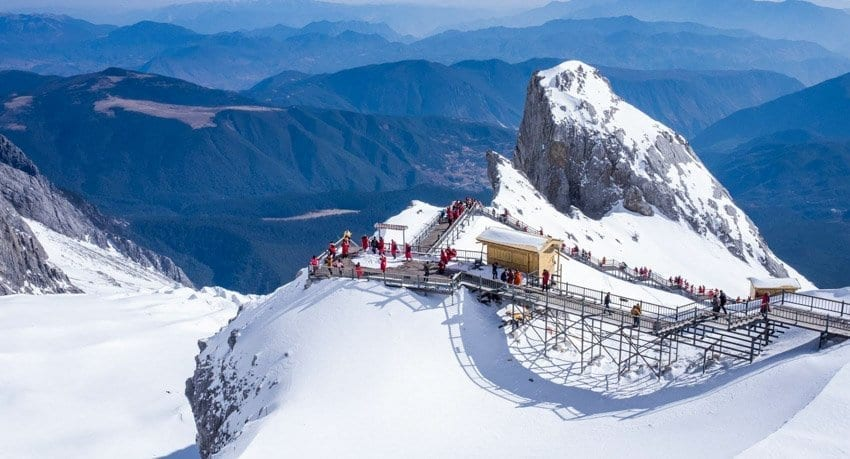 Top 5 Lijiang Sights to See & Admission Fee-Jade Dragon Snow Mountain