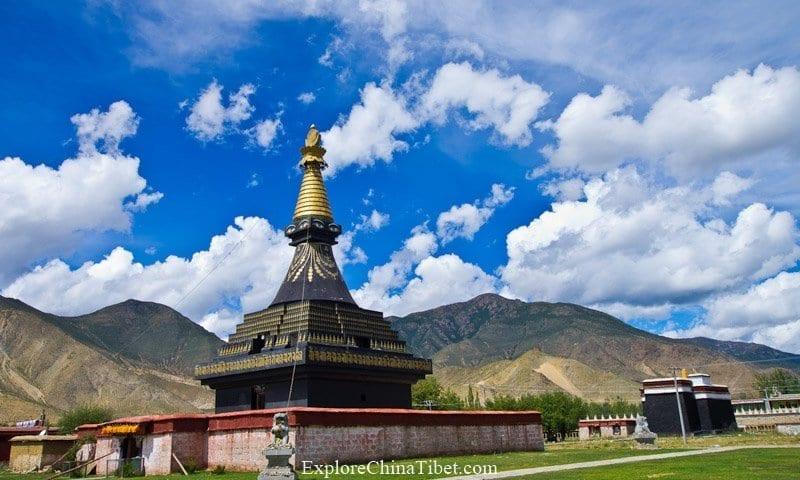 Top Reasons to Visit Tibet Travel Samye Monastery with Explore China Tibet'