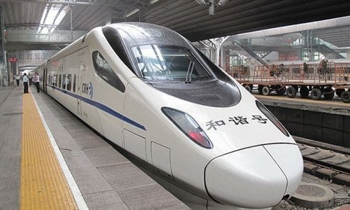Travel China by High-speed Train Categories of High-speed Train
