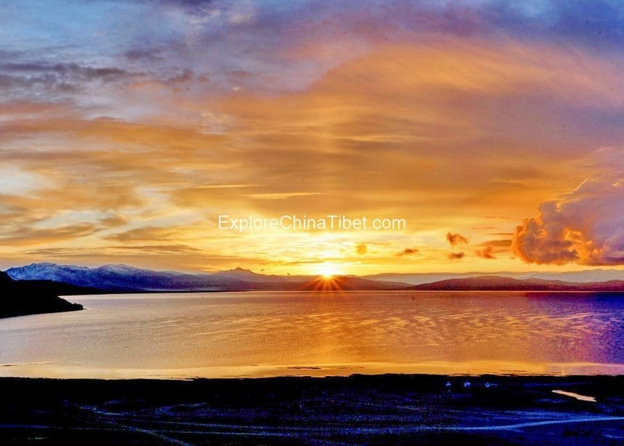 Travel Tibet Holy Lake-Lake Manasarovar