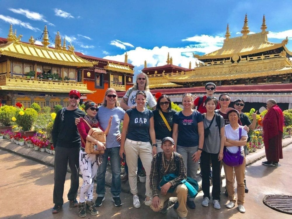 Visit-Tibet-Lhasa-Highlight-group-tour Package