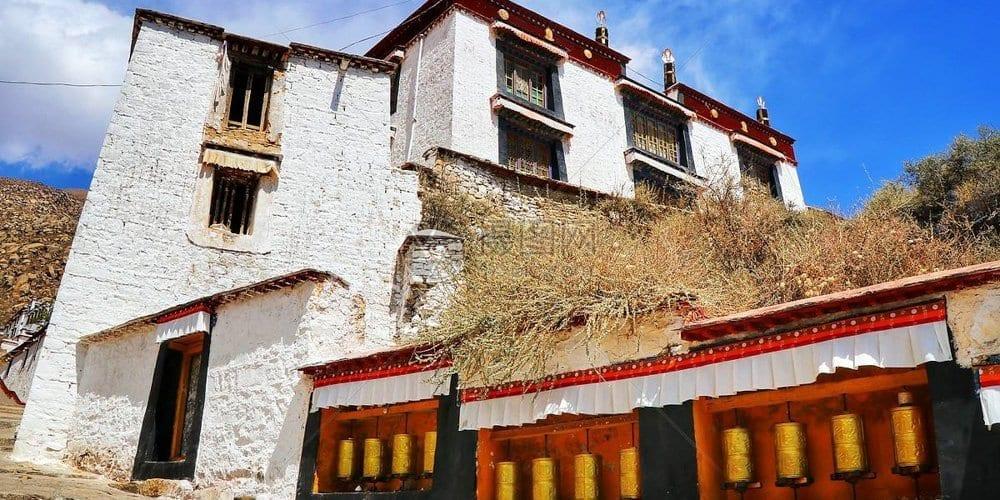 Visit Tibet Lhasa drepung monastery-Tibet travel
