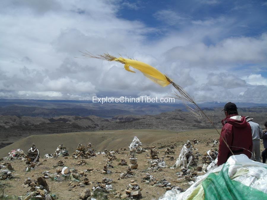 West Tibet Highlights trip to Guge Kingdom