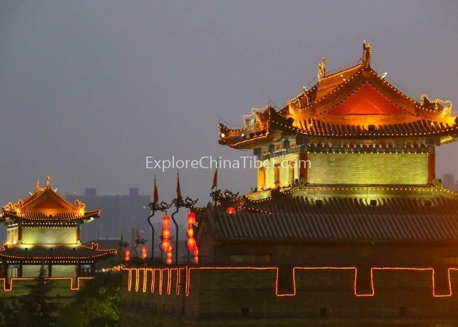 Xi'an Downtown Walking Tour-3-107