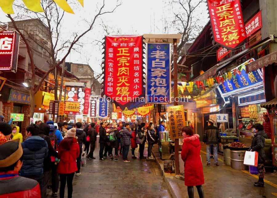 Xi'an Local Life Walking Tour-2-122
