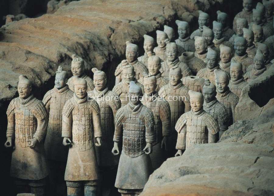 Xi'an Terracotta Warriors Tour-3-56