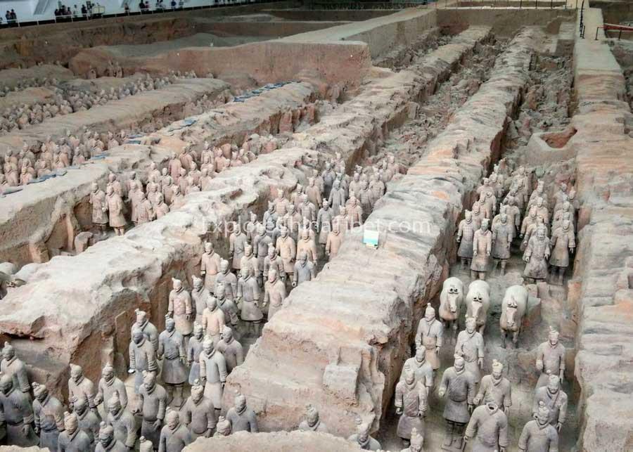 Xi'an Terracotta Warriors Tour-6-59