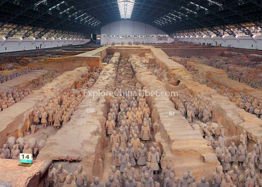 Xi'an Terracotta Warriors Tour-7-60