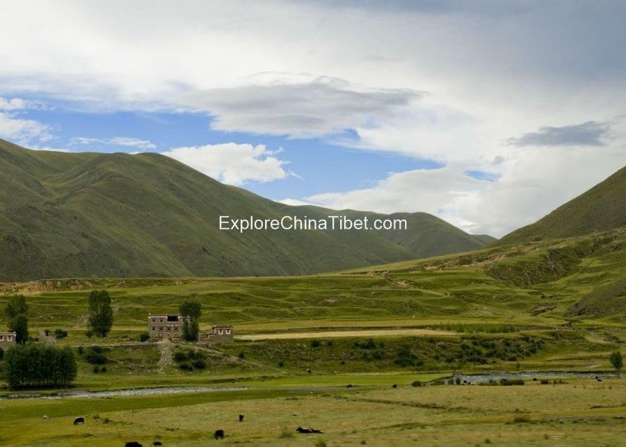 Xinduqiao Kangking Pretty Scenery Sichuan Tour