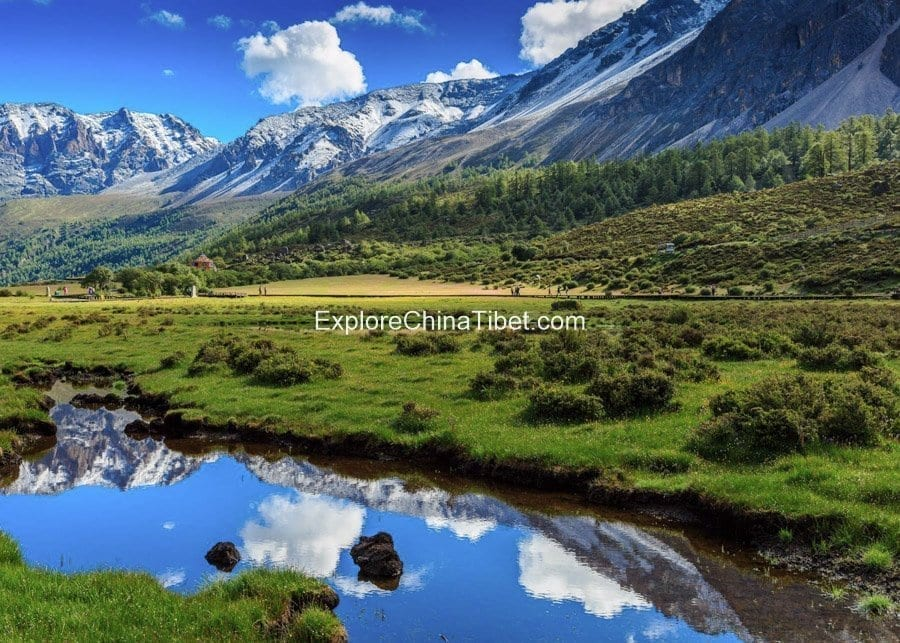 Yading Nature Tour in Sichuan Province