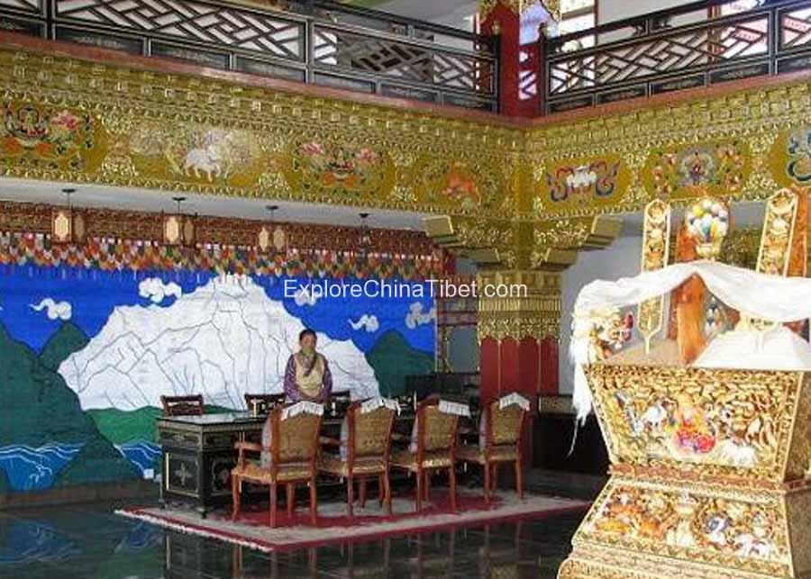Shigatse Yangtze Hotel-8
