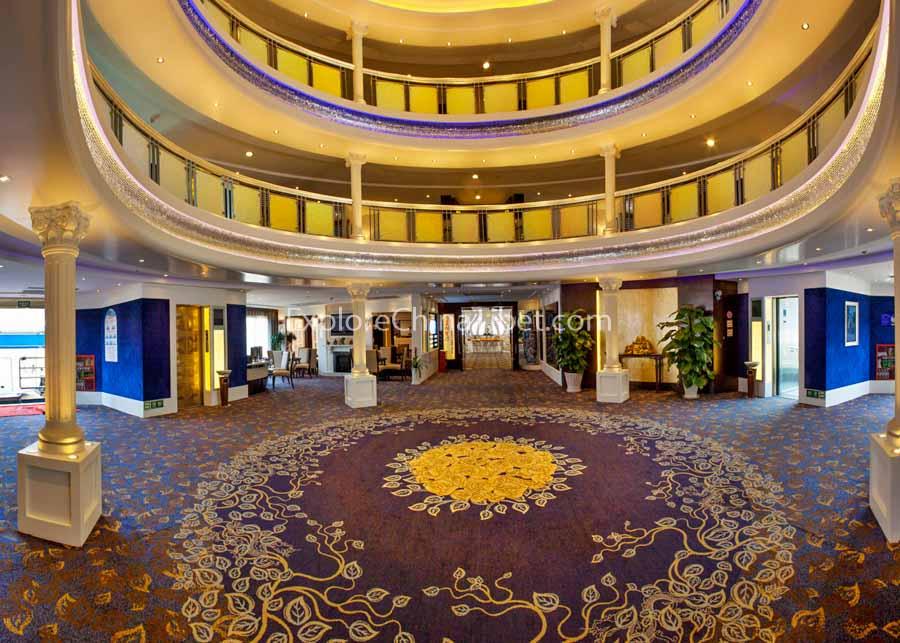 Yichang to Chongqing Victoria Selina Cruise 4