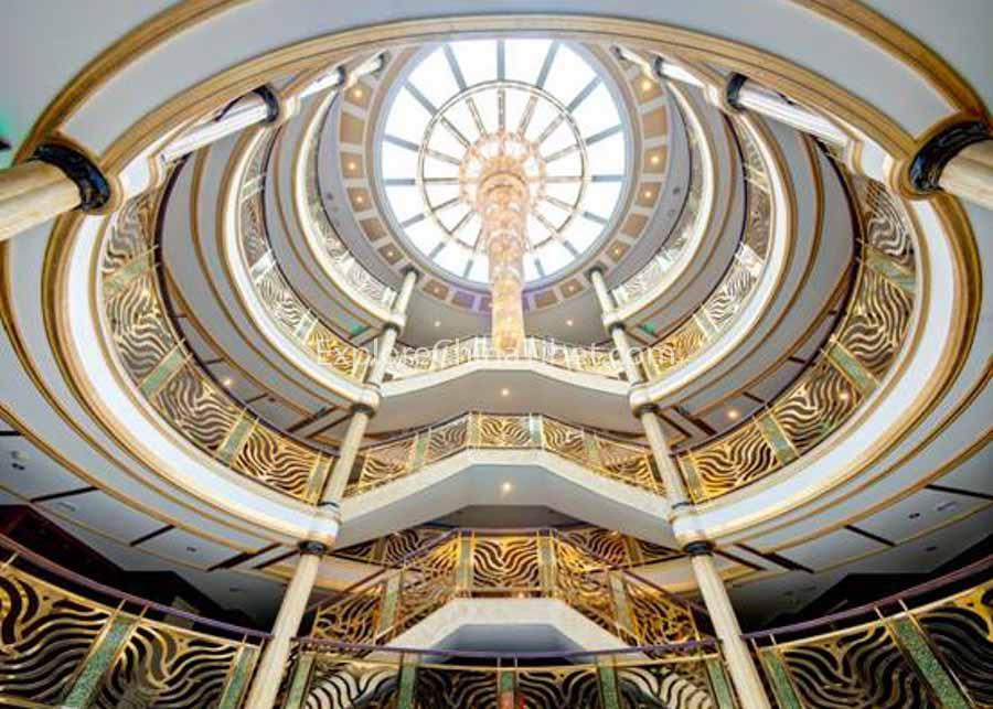 Yichang to Chongqing Yangtze Gold 8 Cruise 2