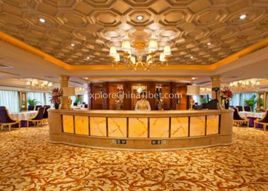 Yichang to Chongqing Yangtze Gold 8 Cruise 6