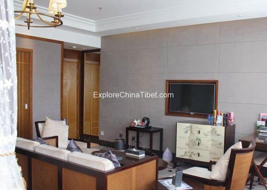 Shannan Ze source Theme HoteI Executive Single Room