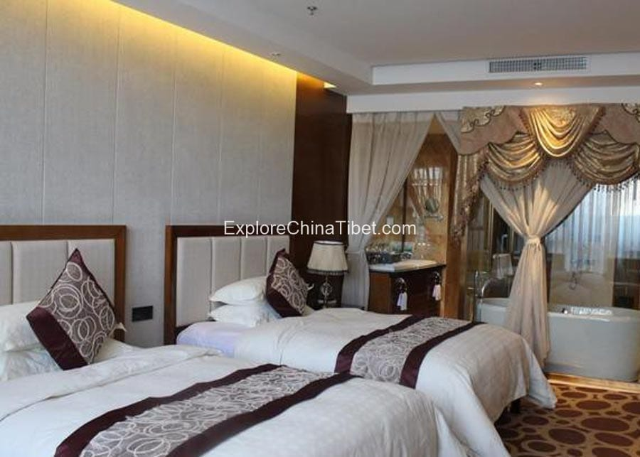 Shannan Ze source Theme HoteI Executive Standard Room