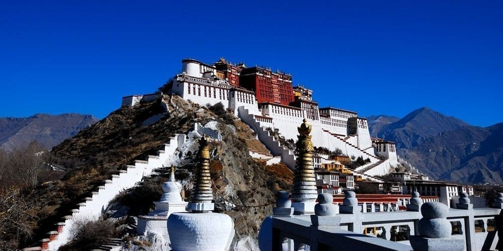 Lhasa Potala Palace Highlight tour