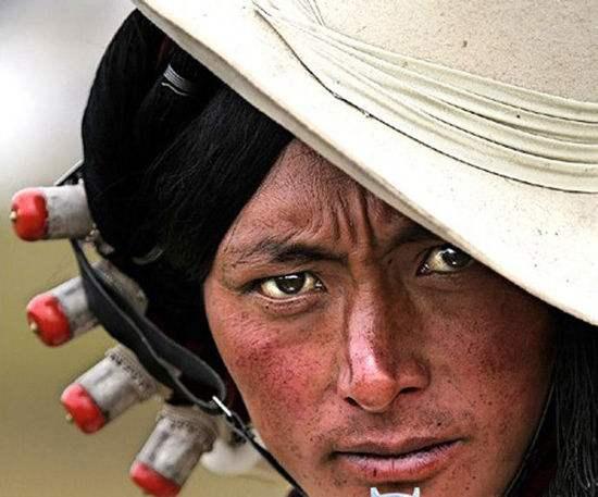 Tibetan Khampa Garze-Sichuan Region