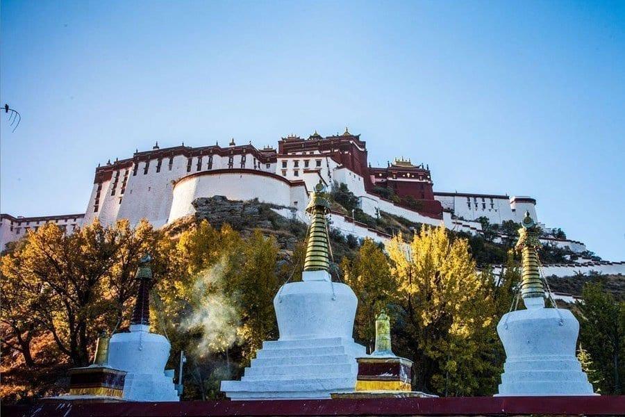 Autumn Lhasa Tour of Tibet