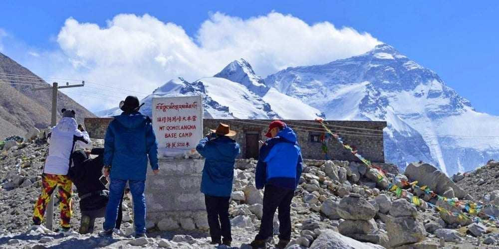 Himalaya Journey Visit Everest base camp Tibet