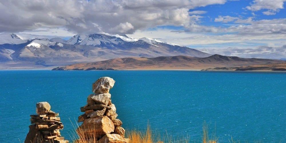 Holy manasarovar lake Tibet spiritual journey