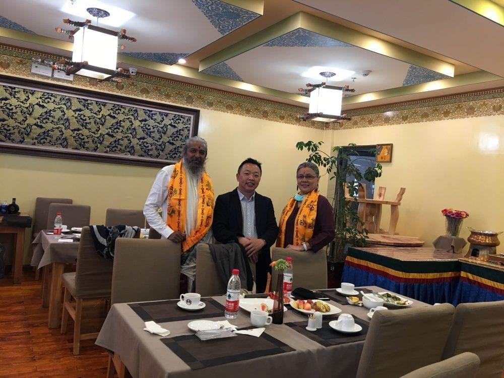 Kailash Spiritual Tour Leader with Visit Tibet travel service