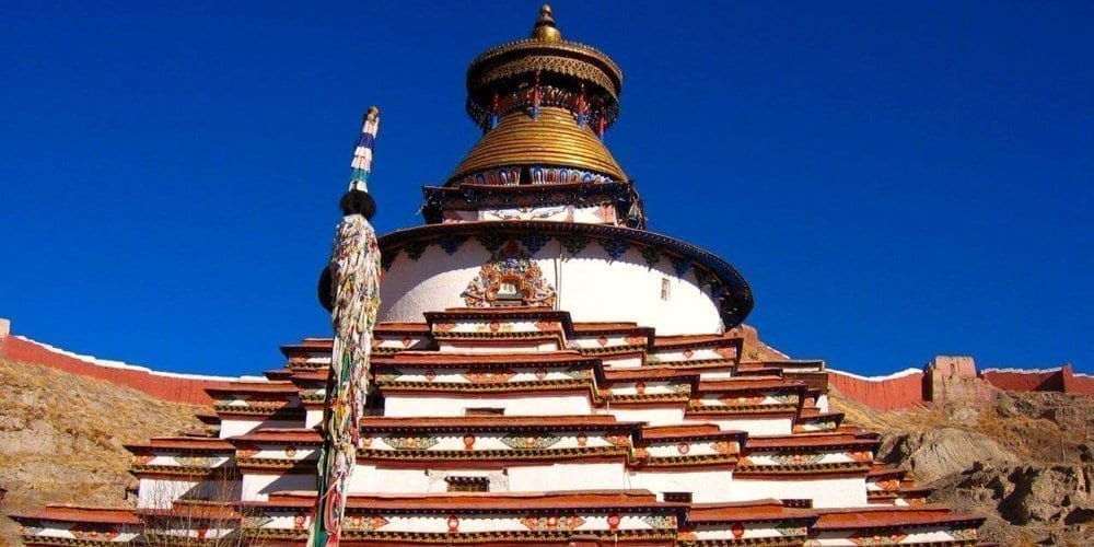 Pelkhor Chode monastery 1