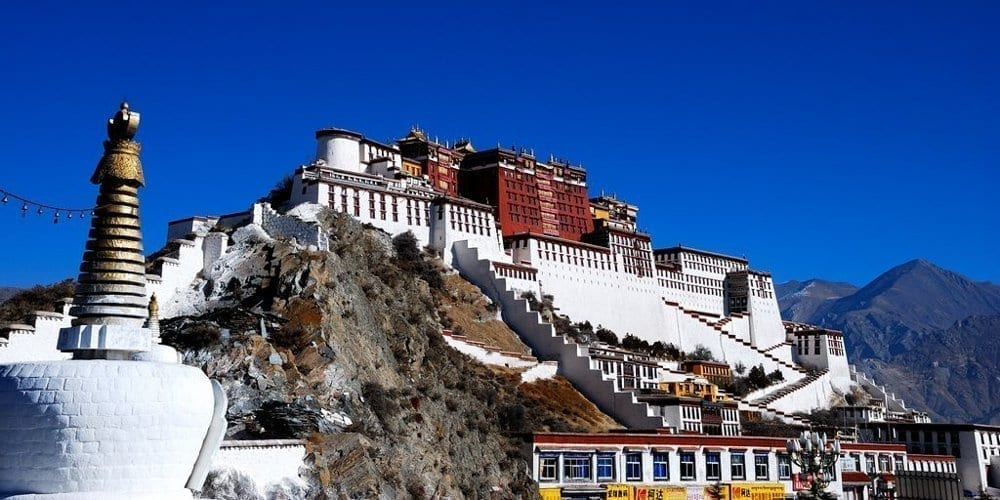 Potala Palace Top Lhasa tour package