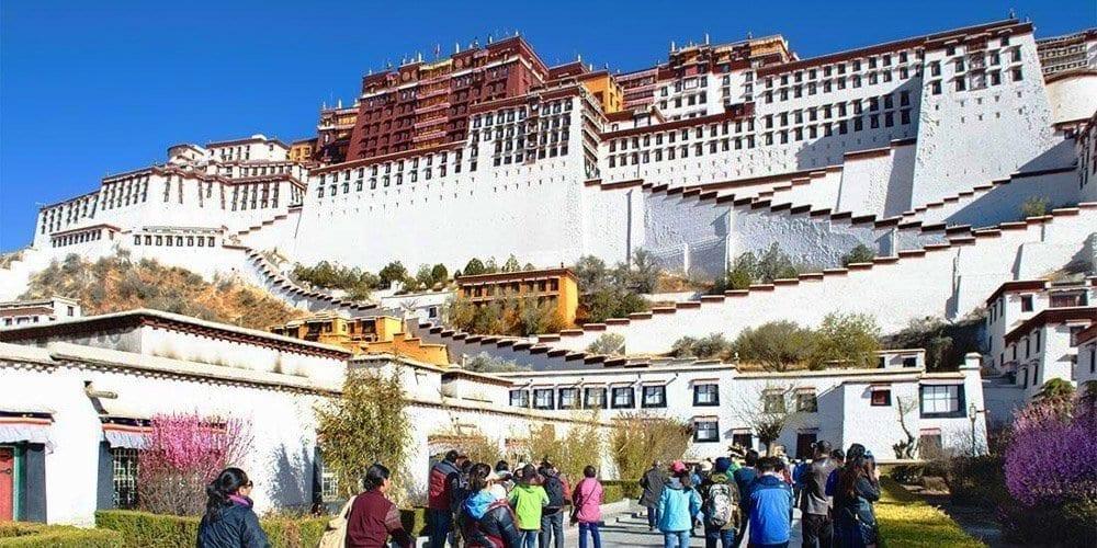 Potala Palace highlight tour