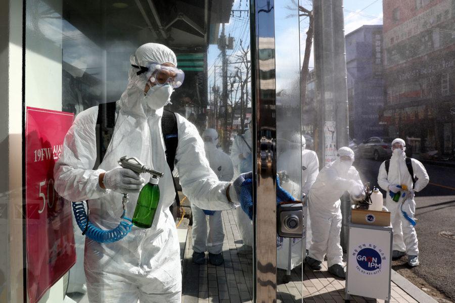 Novel Coronavirus Outbreak Wuhan China, Worldwide